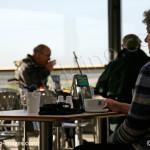 Rainam Marshes Cafe restaurant, birdwatching, birdwatchers, birding, birders