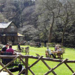 Watersmeet Restaurant great for birders, birdwatching, birdwatchers, birding