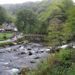 Watersmeet Tearoom by the river