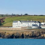 Dunmore House Hotel- view from water