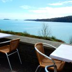 Glandore Inn Patio View