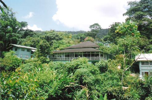 Asa Wright Centre Trinidad-view1