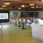 Lochleven Cafe for birders, birding and bird watchers