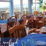 Orasay Inn restaurant with open viewing for birdwatching, birdwatchers, birding, birders