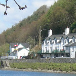 George III Penmaenpool ideal for bird watchers, birders, birding