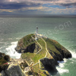 Lighthouse Anglesey for birdwatching, birdwatchers, birding, birders